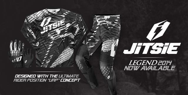 jitsie newgear legend black