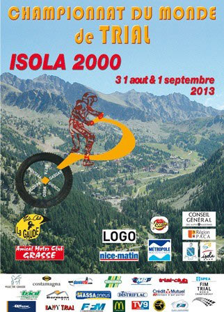 isola 2000 2013 poster