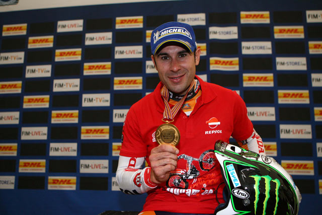 Toni Bou Trial World Champion 2013