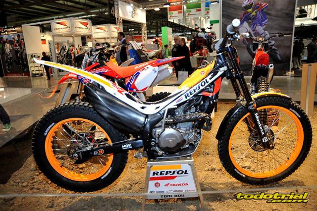 EICMA13 Montesa Repsol p