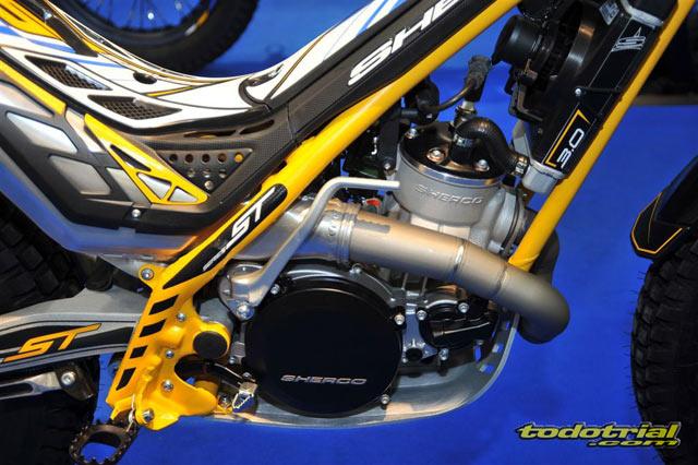 EICMA13 sherco motor p