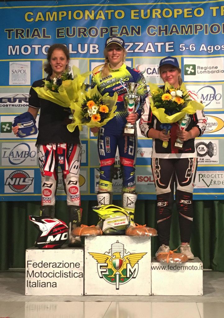 Europ17-lazzate-podium-feminas
