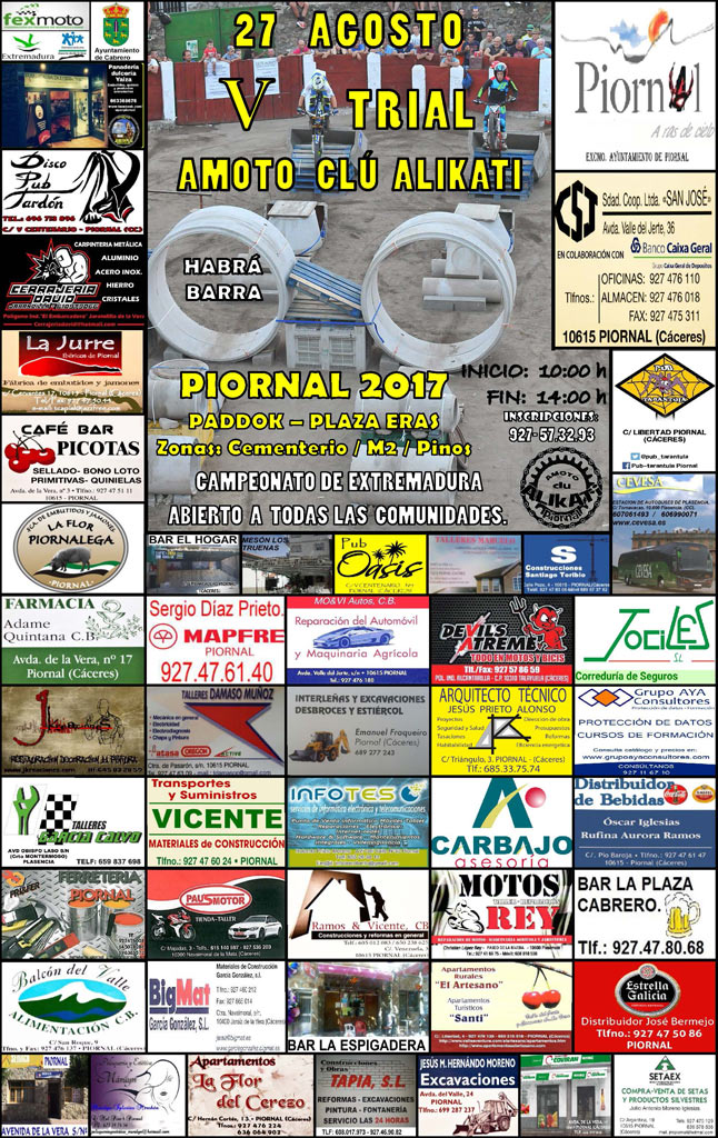 TRIAL-piornal-2017 cartel