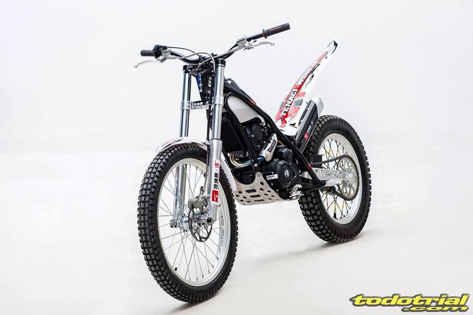 Tenaci-Wong Trial Motorcycle TW200-2018-1
