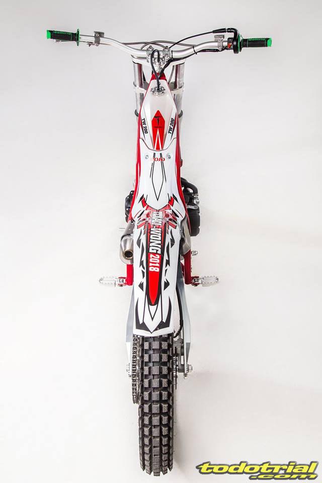Tenaci-Wong Trial Motorcycle TW200-2018-11