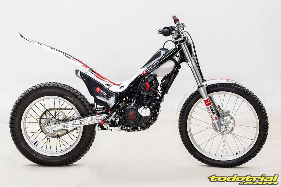 Tenaci-Wong Trial Motorcycle TW200-2018-3