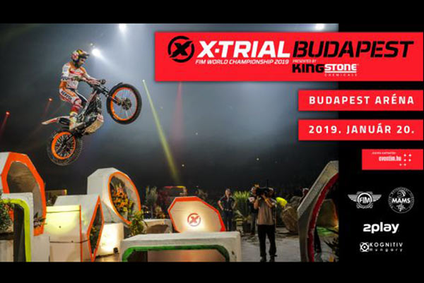 xtrial budapest 2019 poster