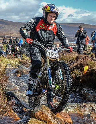 Dougie Lampkin At Chairlift Day 4 2018 SSDT