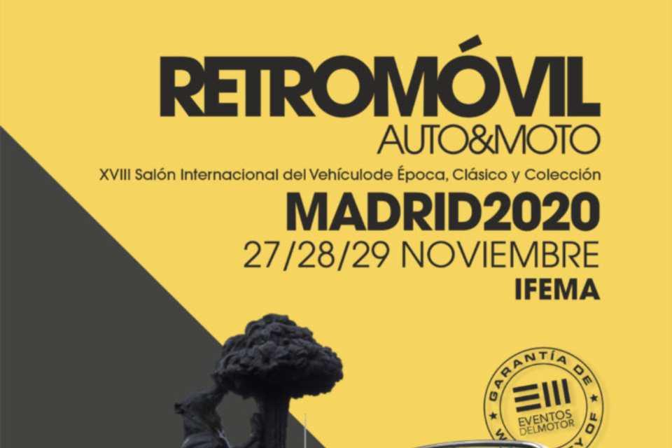 Retro Madrid 1