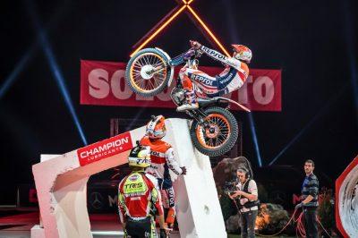 Toni Bou campeón x-trial 2020