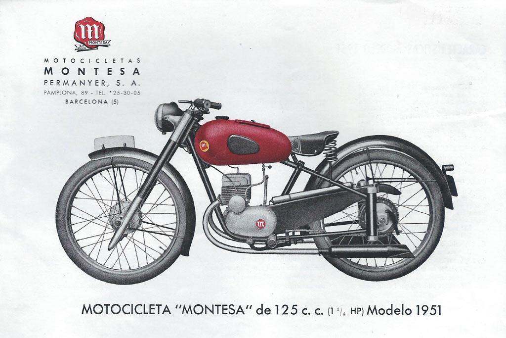Montesa-D-51
