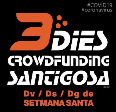 crowfunding 3 días de trial de santigosa