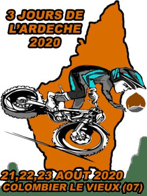 Tres días de trial de ardeche 2020