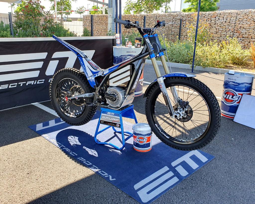 Epure Comp 2021 moto eléctrica