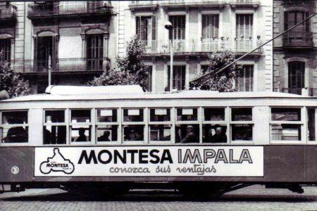 Tranvia Montesa