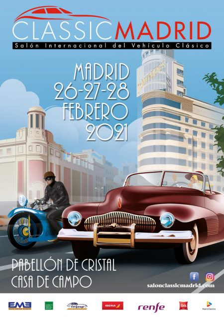 Classic Madrid fecha