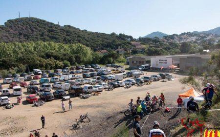 área de trial moto club cent peus