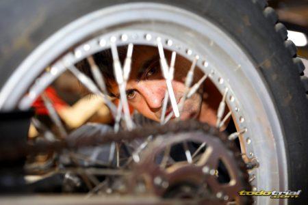rueda de moto