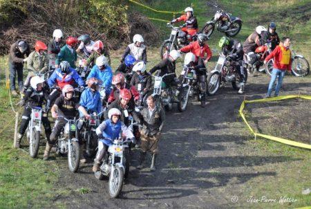 Participantes del trial de Le Mons