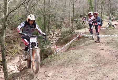 Zona de Trial Moto Club Abadesses