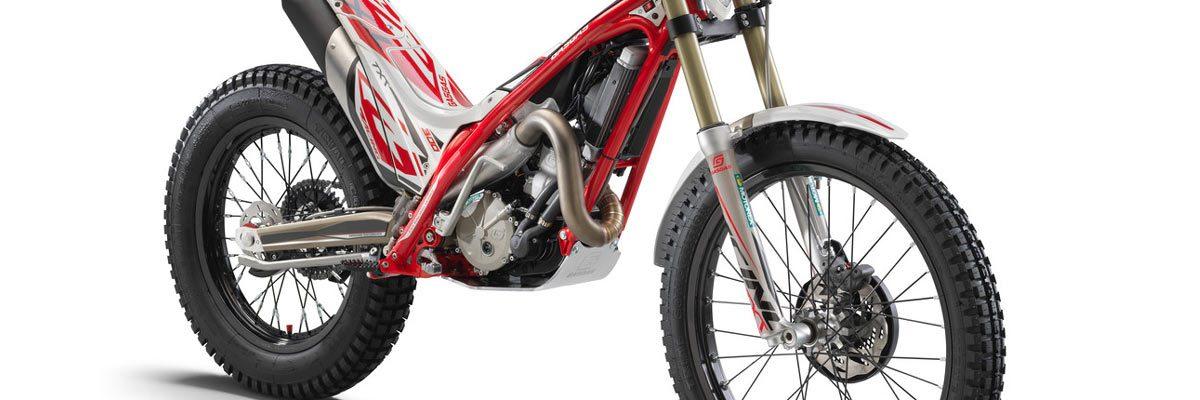 Moto de trial GasGas