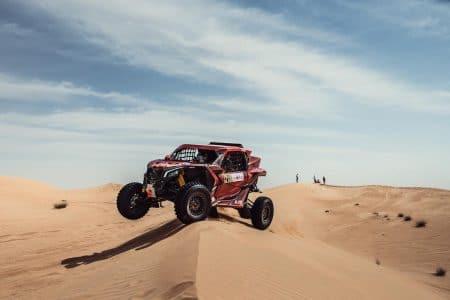 laia sanz debut en rally coches