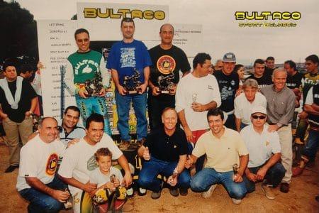 25 años proyecyando la pasión por Bultaco