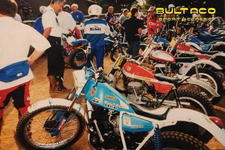 I trial Bultaco