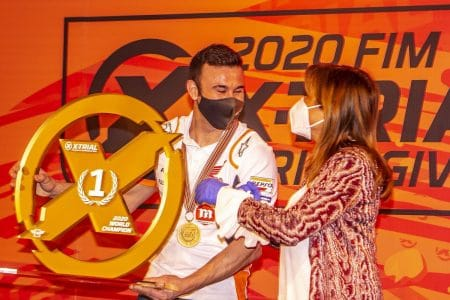 toni bou xtrial world champion 2020