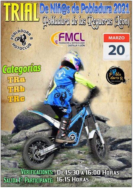 campeonato trial infantil castille leon pobladura 2021 previo