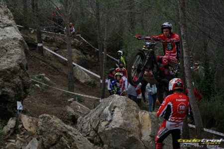 campeonato de Cataluña en Terrades