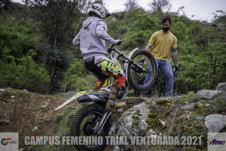 Jimena Leboreiro, campus trial femenino RFME