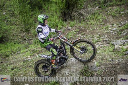 Claudia Serrada campus trial femenino RFME