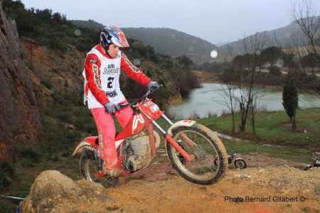 trofeo vintage trial france