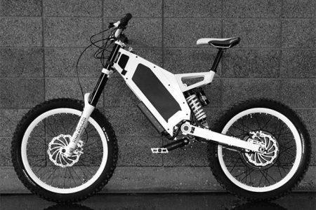 off road electric ebike