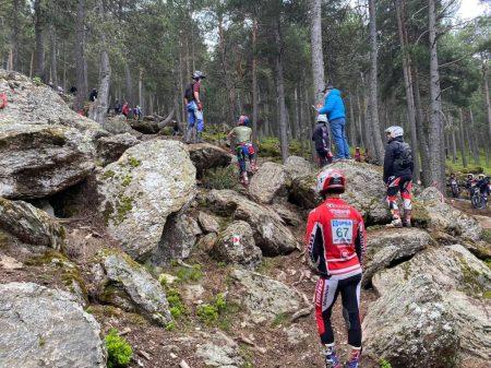 Cuarta prueba del campeonato de Andorra