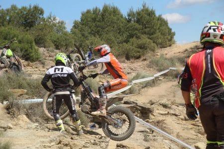 campeonato de Cataluña en Aitona
