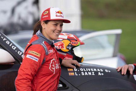 Laia Sanz competirá en el Andalucía Rally debutando en un Mini de categoría 4x4 T1