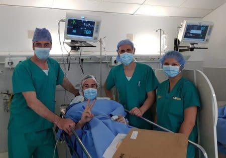 Toni Bou operado de urgencia