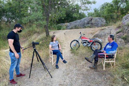 off road magazine, programa de TV sobre la moto de campo