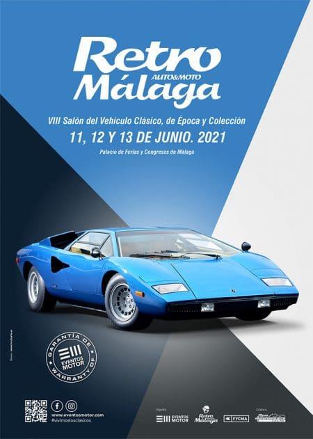 retro malaga feria 2021