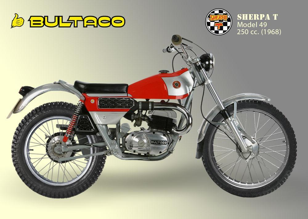 Muntaco Sherpa T Modelo 49