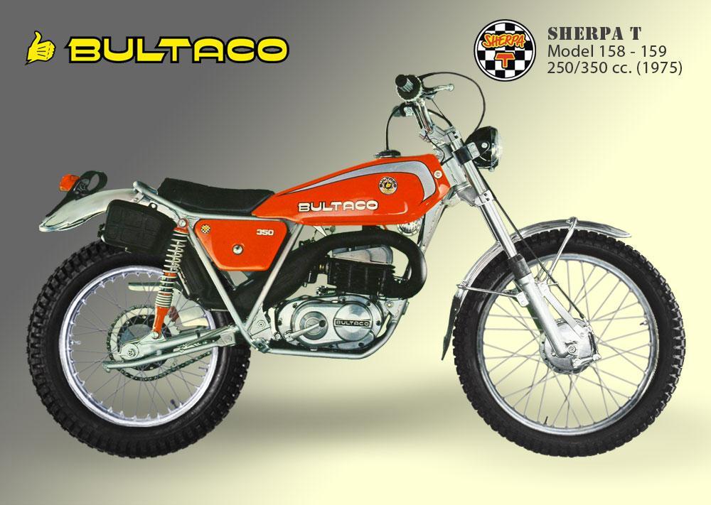 Bultaco Sherpa T model 158